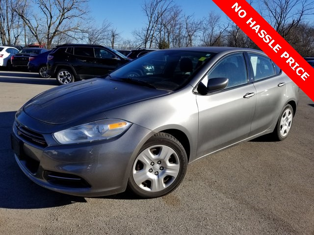 Dodge Aero >> Pre Owned 2013 Dodge Dart Se Aero 4d Sedan In St Charles D4846bb