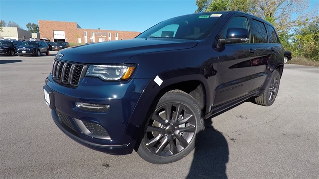 new 2018 jeep grand cherokee high altitude sport utility in st charles j6562 st charles. Black Bedroom Furniture Sets. Home Design Ideas