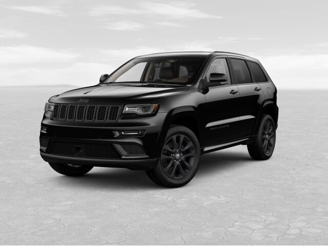 New 2018 Jeep Grand Cherokee High Altitude Sport Utility In St