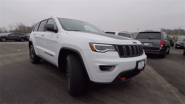 New 2018 Jeep Grand Cherokee Trailhawk Sport Utility In St