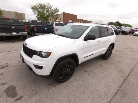 Certified Pre-Owned 2018 Jeep Grand Cherokee